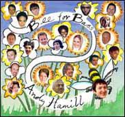 bees for bass cd cover